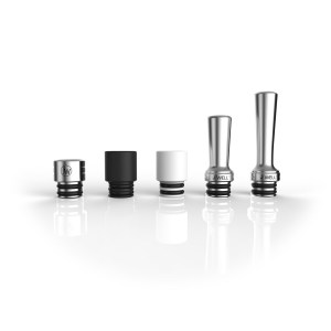 E-Cigarette Drip Tip Set Collection Pack. JWell